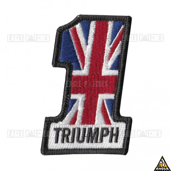 Patch Bordado  1 Triumph