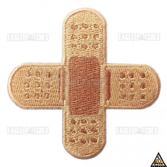 Patch  Bordados Band-Aid