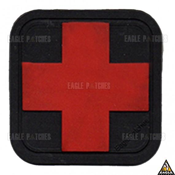 Patch Emborrachado Cruz Vermelha - Médico