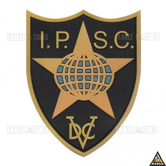 Patch Emborrachado IPSC - Tiro Prático