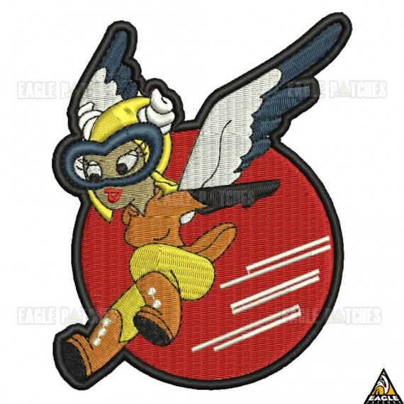 Patch Bordado Patch Bordado Fifinella - Wasp's WW II