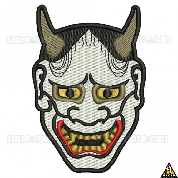 Patch  Bordados Hannya
