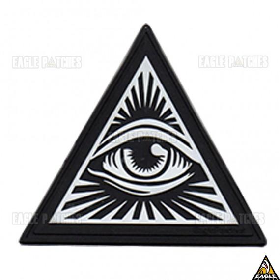Patch Emborrachado Illuminati