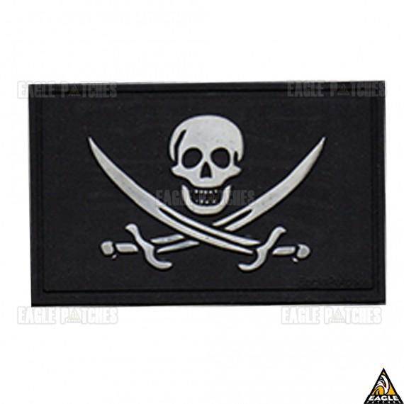 Patch Emborrachado Jolly Roger