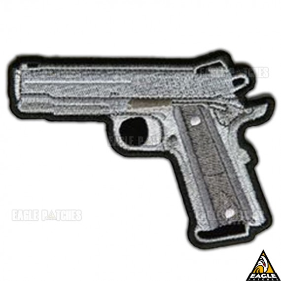 Patch Bordado 1911