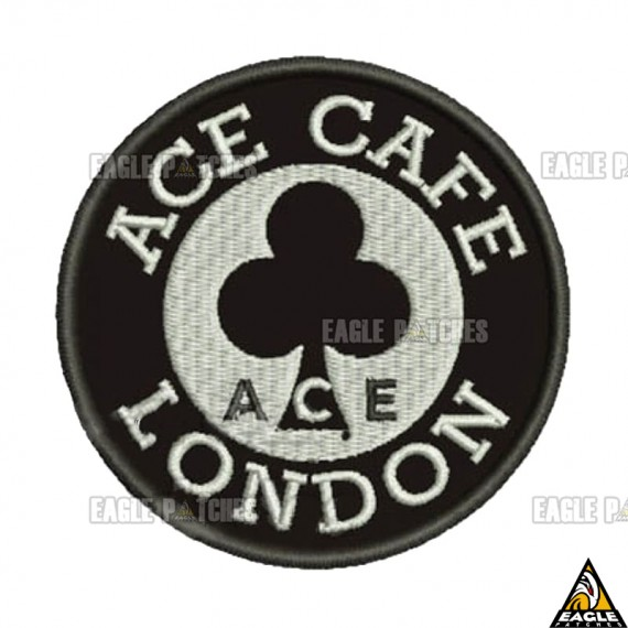 Patch bordado ace cafe london