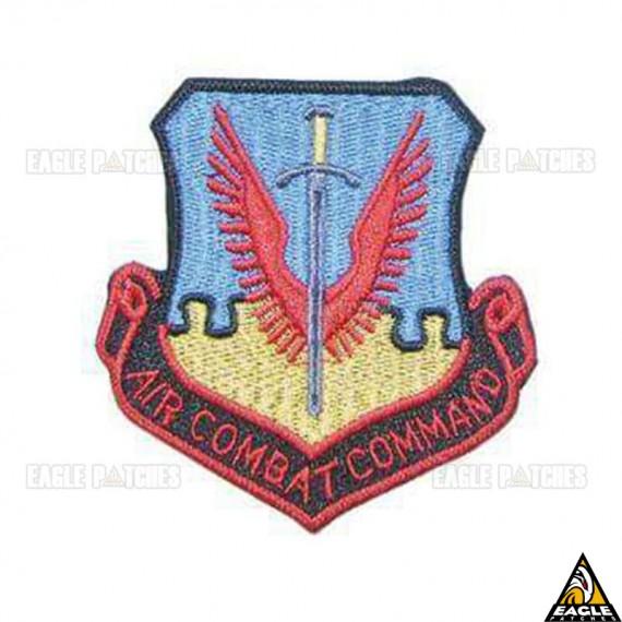 Patch bordado Air Combat Command