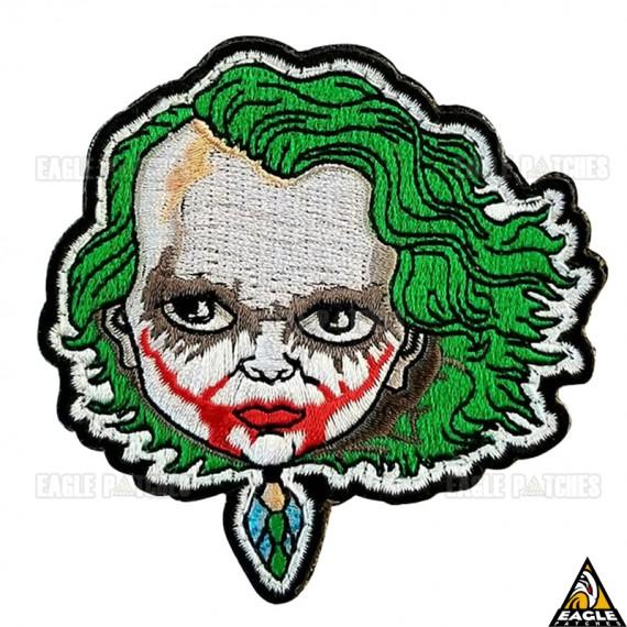 Patch bordado Baby Joker - Coringa
