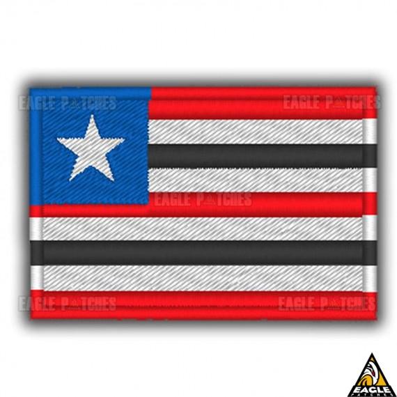 Patch Bordado Bandeira de Maranhão