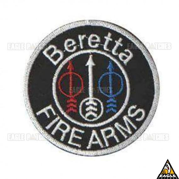 Patch bordado Beretta FIRE ARMS
