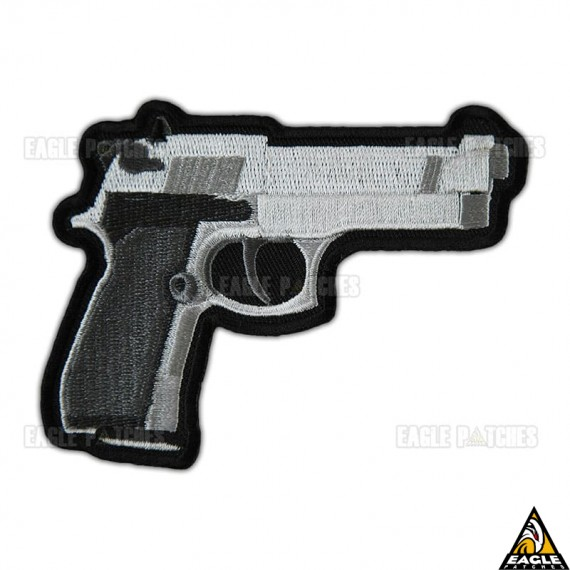 Patch Bordado Beretta M9
