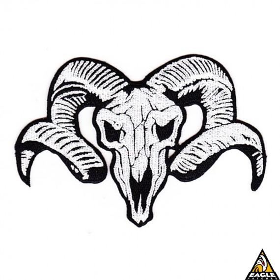 Patch Bordado Bode - Ovino de Jacó - Goat