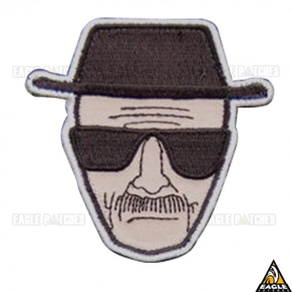 Patch Bordado Braking Bad - Dr. Heisenberg