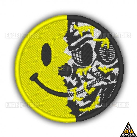 Patch Bordado Death Smile