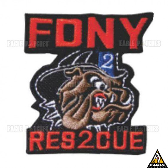Patch Bordado Fony