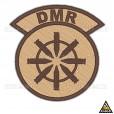 Patch Bordado Função DMR