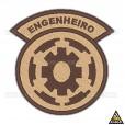 Patch Bordado Função Engenheiro