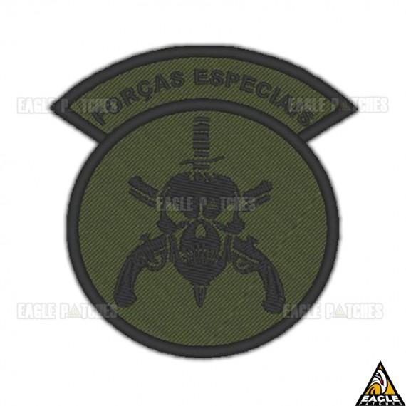 Patch Bordado Função Forças Especiais