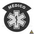 Patch Bordado Função Médico