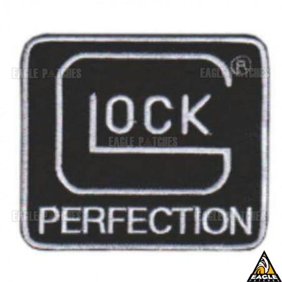 Patch bordado Glock Perfection