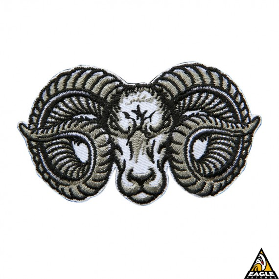 Patch Bordado Goat