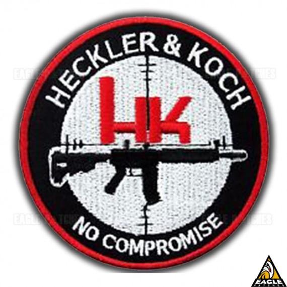 Patch Bordado Heckler & Koch