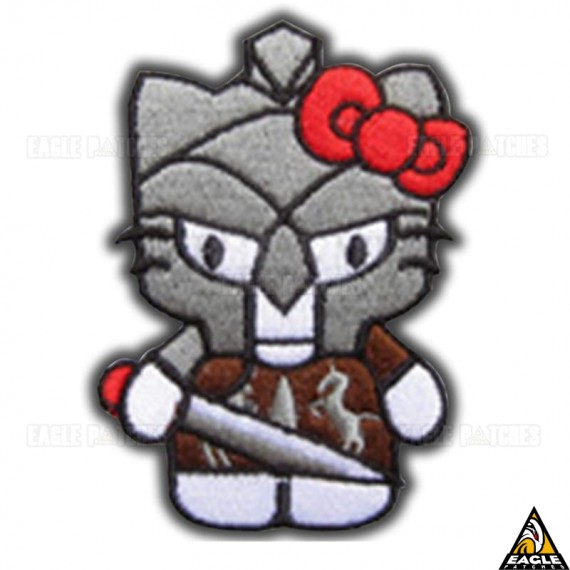 Patch Bordado Hello Kitty - Gladiador