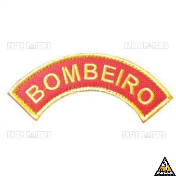 Patch bordado Manicaca Bombeiro