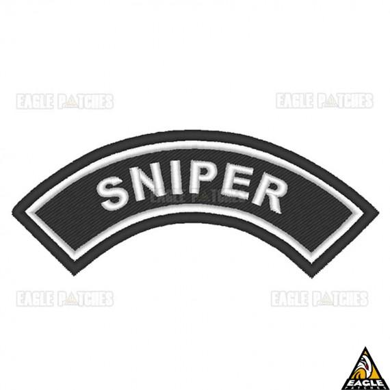 Patch Bordado (Manicaca) Sniper