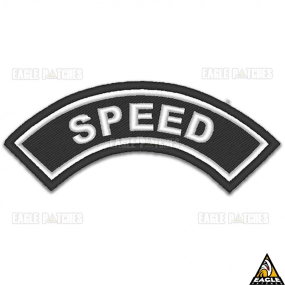 Patch Bordado (Manicaca) Speed