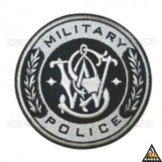 Patch bordado Military Police