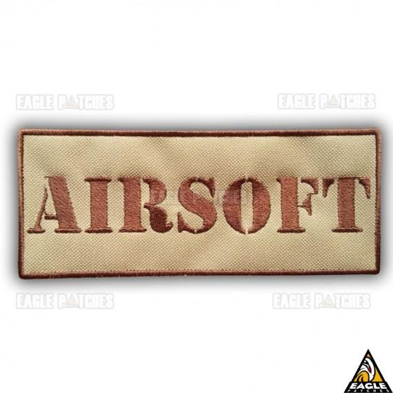 Patch Bordado Para Colete Airsoft