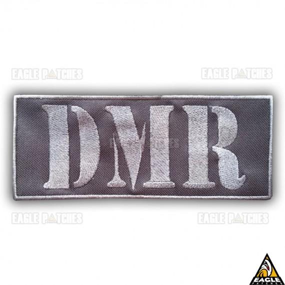 Patch Bordado Para Colete DMR