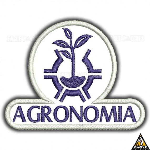 Patch Bordado Profissões - Agronomia