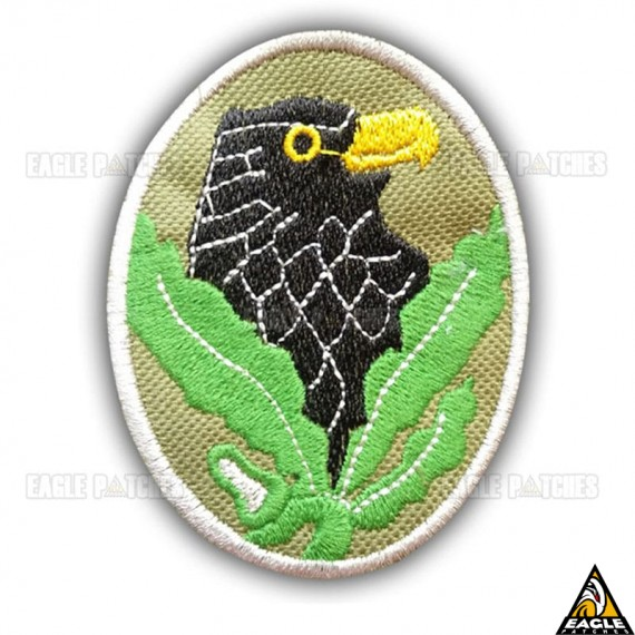 Patch Bordado Sniper Alemão WW2