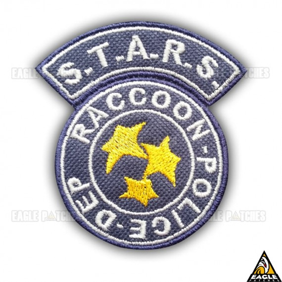 Patch Bordado Stars (Resident Evil)