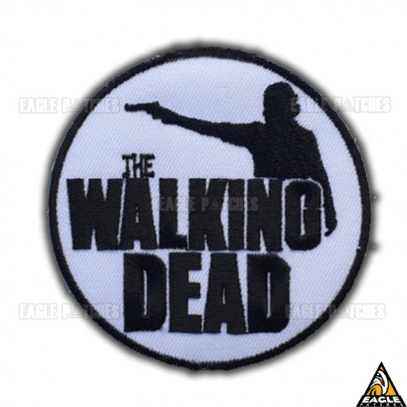 Patch Bordado The Walking Dead