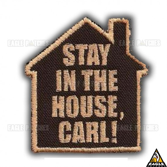 Patch Bordado The Walking Dead - Carl
