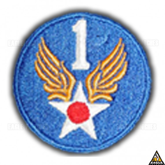 Patch Bordado WWII 1st Air Force