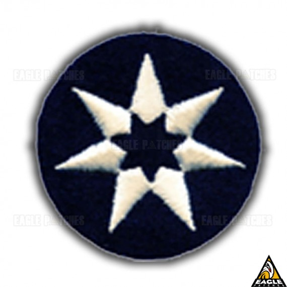 Patch Bordado WWII 7th Service Command WAC