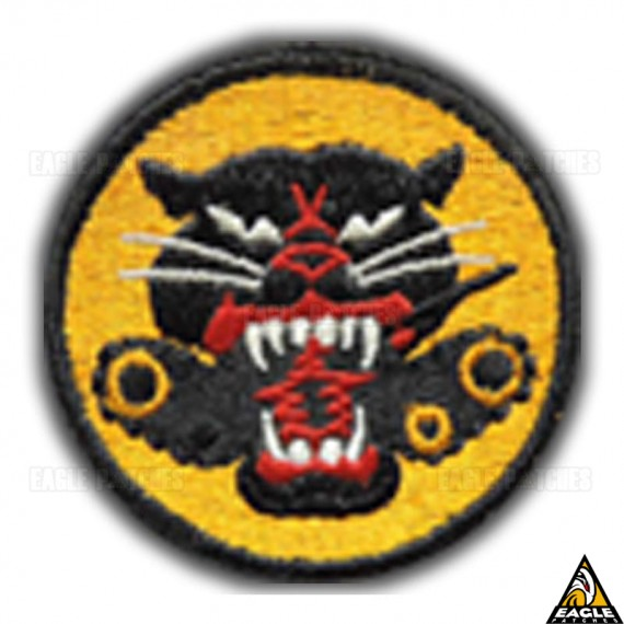 Patch Bordado WWII Tank Destroyers Forces