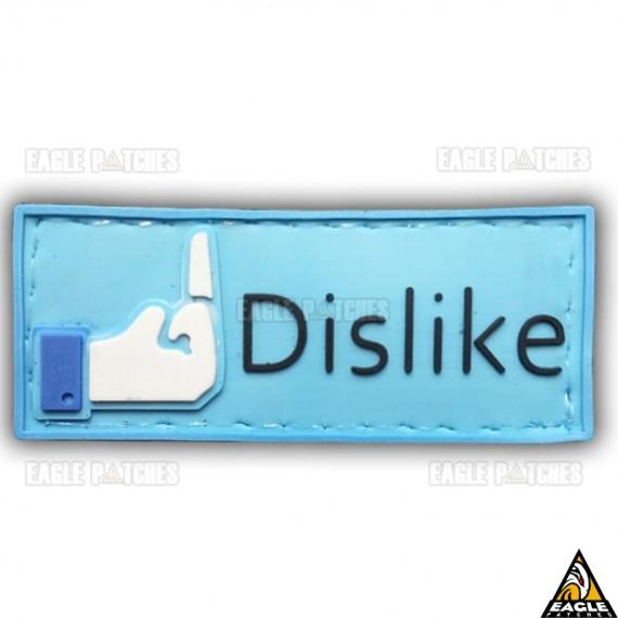 Patch Emborrachado Dislike