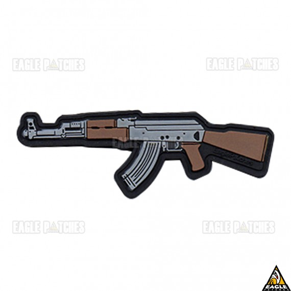 Patch Emborrachado Ak-47