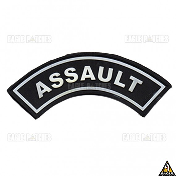 Patch Emborrachado Manicaca Assault
