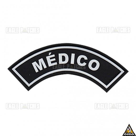 Patch Emborrachado Manicaca Médico
