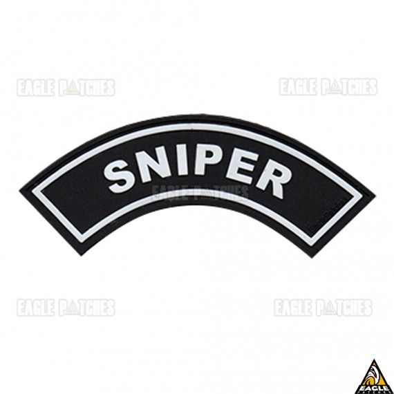 Patch Emborrachado Manicaca Sniper