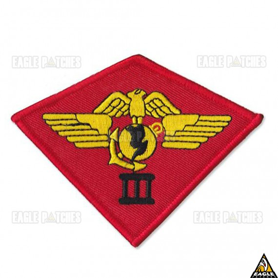 Patch Bordado Top Gun - Thid Marine Air Group
